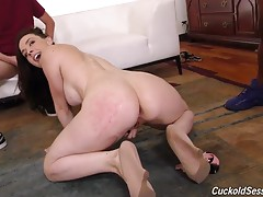 Chanel Preston has a real douche bag for a Hubby, but things are about to change. She married a wealthy computer `coder`, even though he`s not the `hottest` dude around. What he lacks in looks (and in the bedroom), he more than makes up in his bank accoun