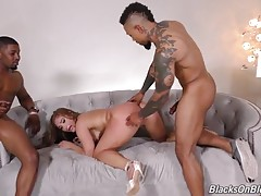 Wait until you see Skylar`s squirting orgasm!! And you know they`re going to dump their loads wherever they see fit: directly into her mouth, all over her face...and deep inside her fertile womb! Hey! If you were one of the lucky fans to meet Skylar Snow